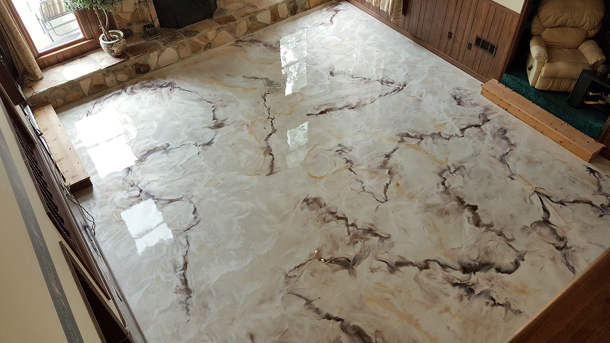 Epoxy flooring Residential Products Concrete Colour Systems Flooring Augusta Ga Evans Ga Sexy Floors Augusta Ga