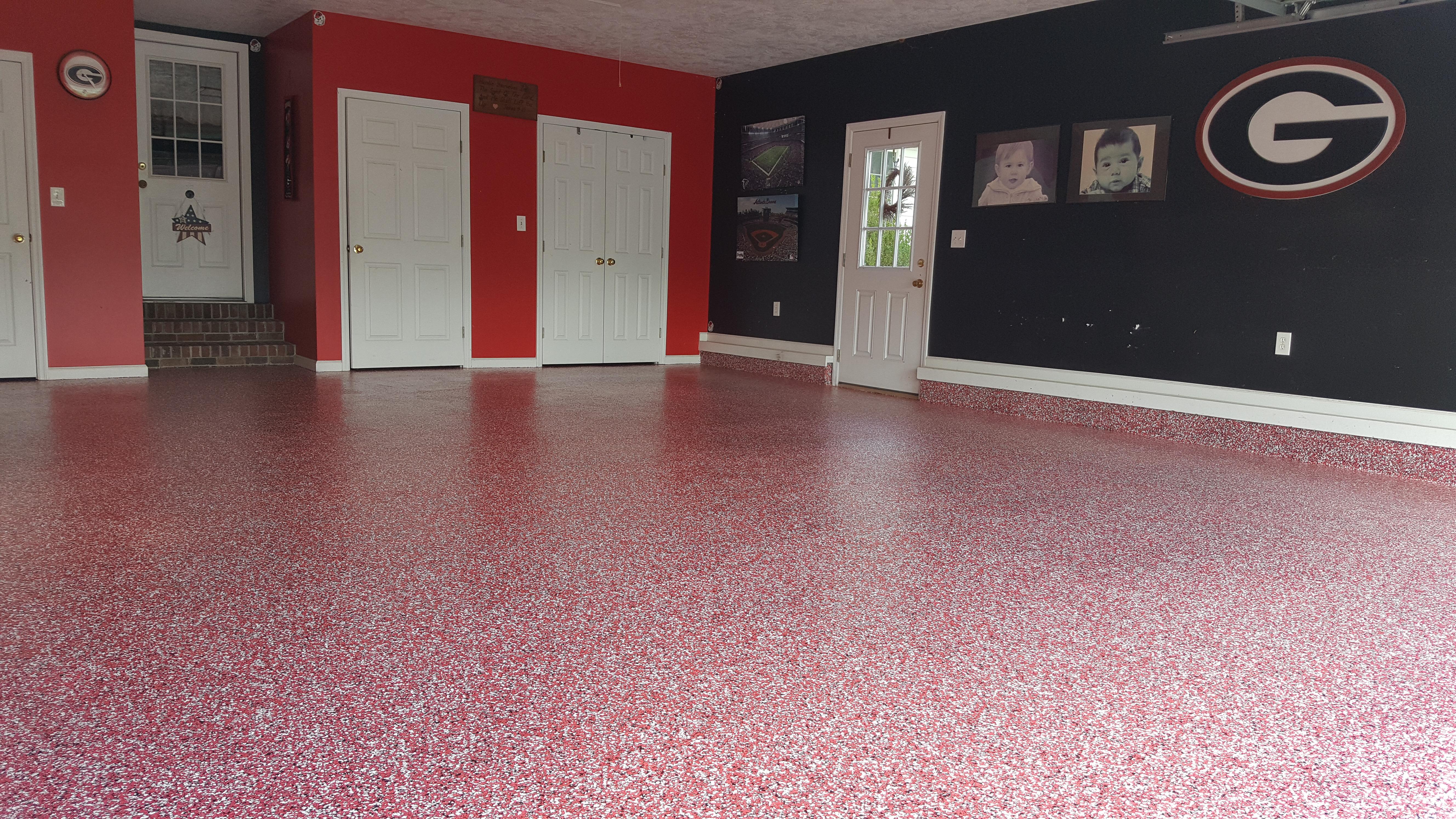 Garage Flooring Augusta GA